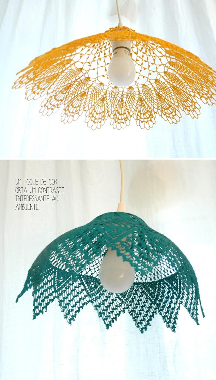 Para-artesas-habilidosas-Luminarias-de-Croche