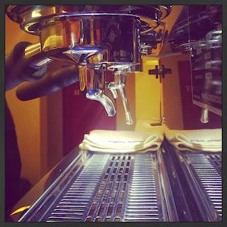 Coffee Machine Menur Bistro
