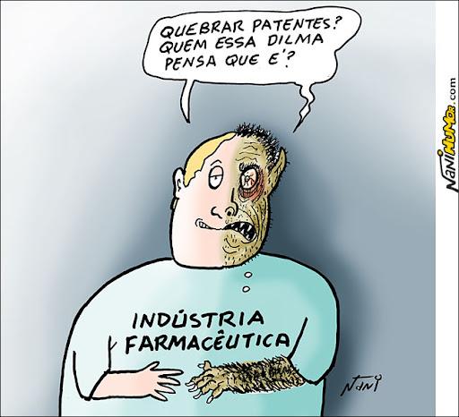 Na ONU, Dilma confronta indústrias farmacêuticas. quebra de patentes