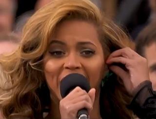 Beyonce relaeased her earpiece