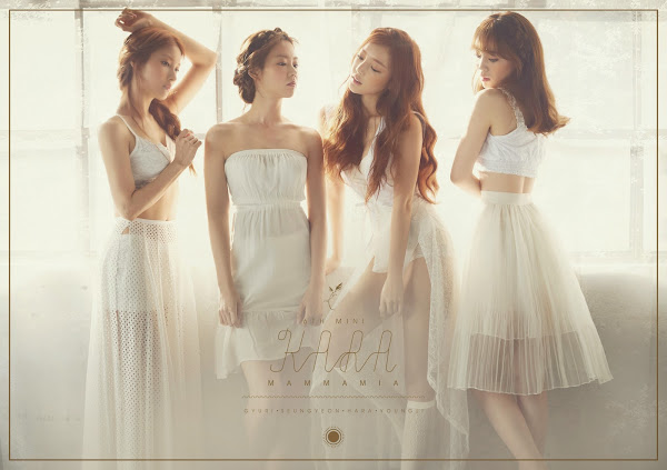 KARA Day 6th Mini Album