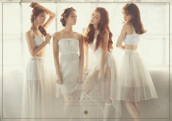 KARA Day 6th Mini Album