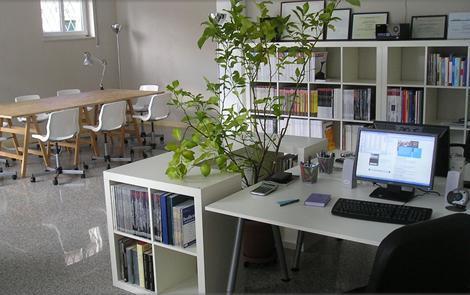 Como decorar la oficina eficientemente decorando - Ikea mueble oficina ...