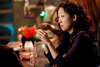 Cristina Yang (Sandra Oh) 7.21 I Will Survive