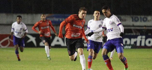 Bahia perde: Veja os gols