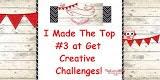 Top 3 Get Creative Challenge nº40