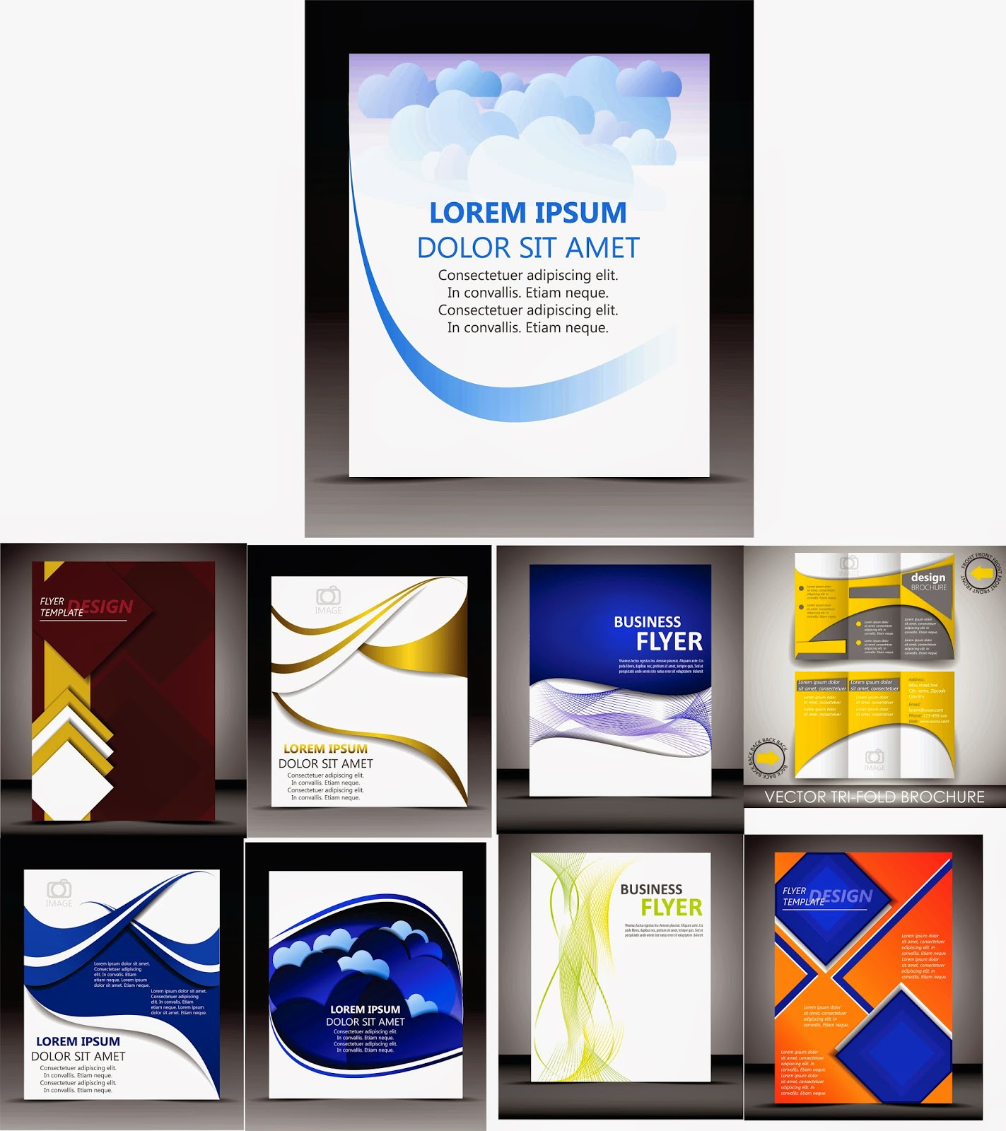 Brochure design cdr file free download for Brochure design templates cdr format free download