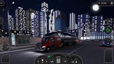 Truck Simulator PRO 2016 Mod Apk Data
