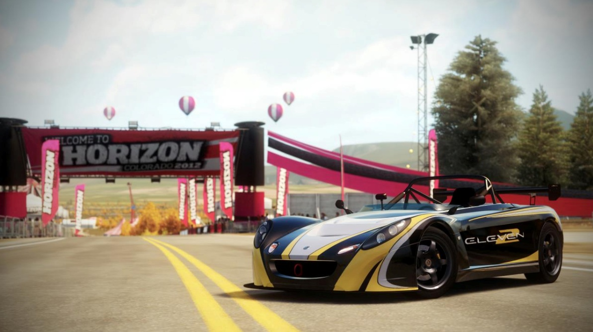 Forza Horizon HD & Widescreen Wallpaper 0.0976790821123155