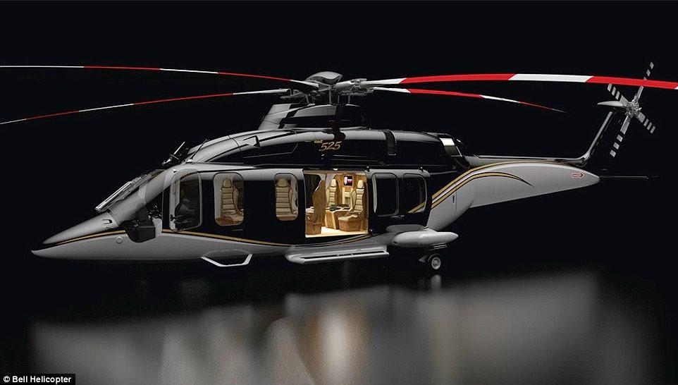 L 39 h licopt re de luxe en vente pour 15 millions for Interieur helicoptere