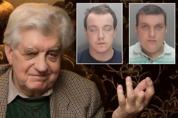 Datuk terkejut apabila dapat tahu cucu sendiri merompak rumah dan menyebabkan dia kehilangan satu jarinya