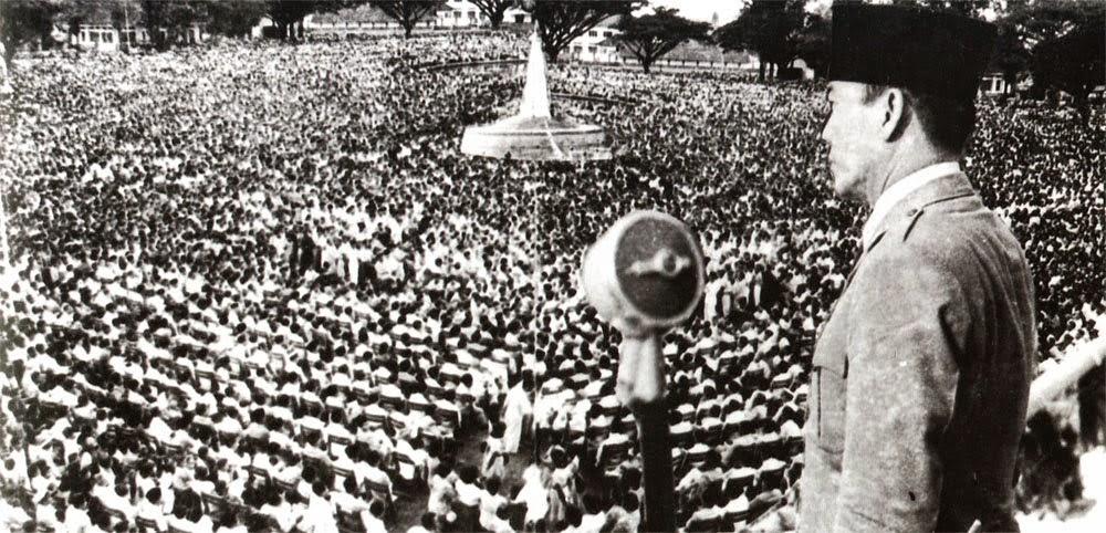 Alasan Mistis Soekarno Pilih 17 Agustus 1945