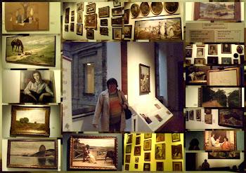 Visita à Pinacoteca de São Paulo