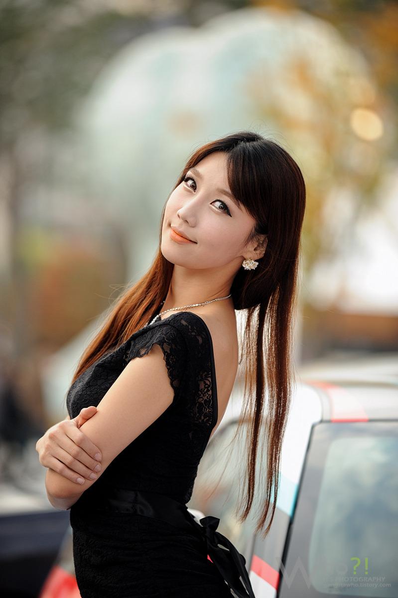 Go Jung Ah at SIA 2012