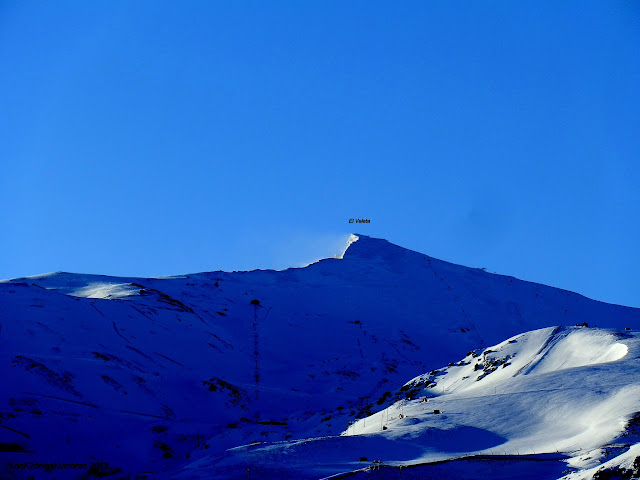 El Pico Veleta