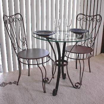 Muebles en hierro forjado cocinas modernas for Muebles de cocina de hierro
