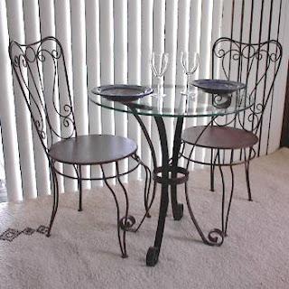 Muebles en hierro forjado cocinas modernass for Muebles de cocina de hierro