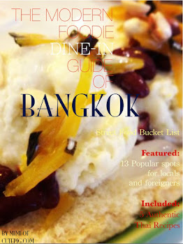 Cute Pig's Bangkok Food Guide