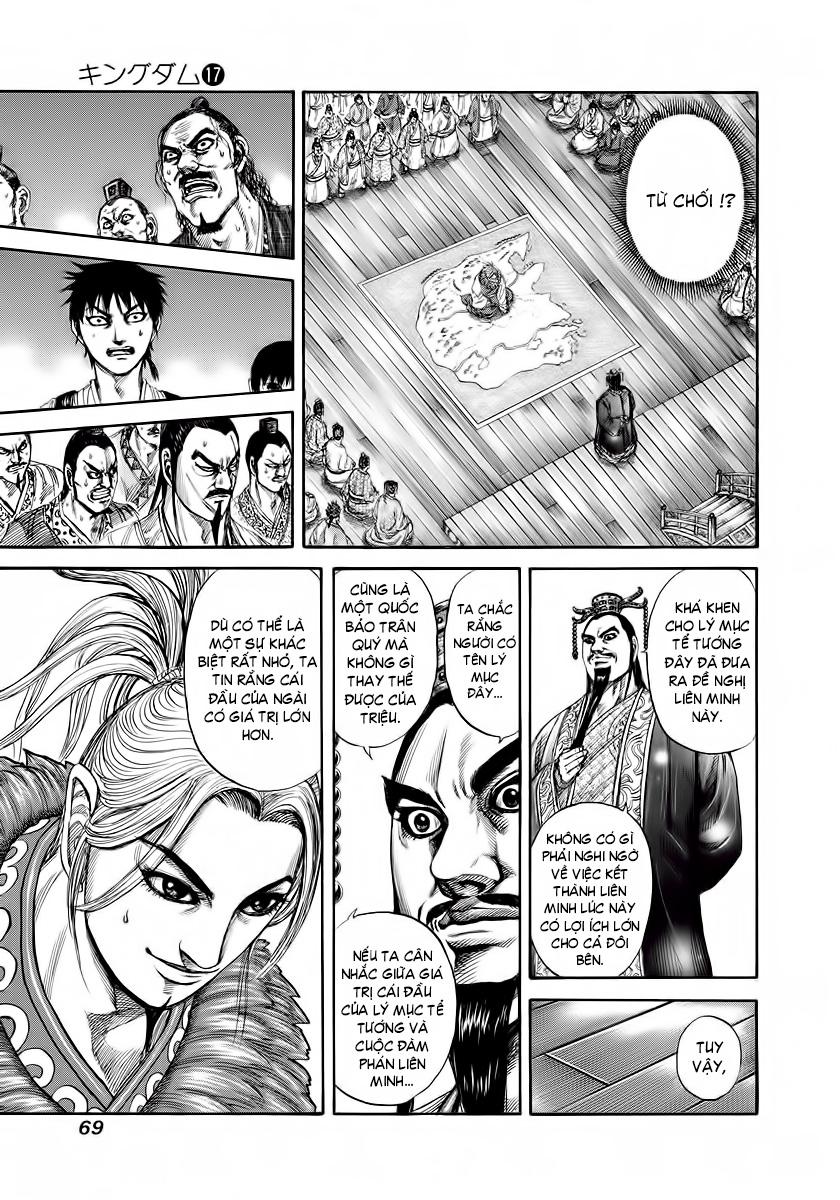 Kingdom – Vương Giả Thiên Hạ (Tổng Hợp) chap 177 page 8 - IZTruyenTranh.com
