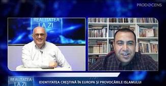 Realitatea la zi: Identitatea creştină în Europa şi provocările islamului 🔴 Invitat: Sali Sabri
