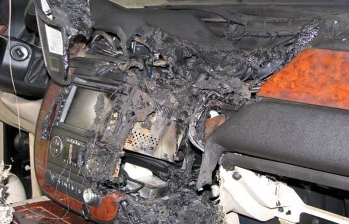 When The GPS Cars Exploded