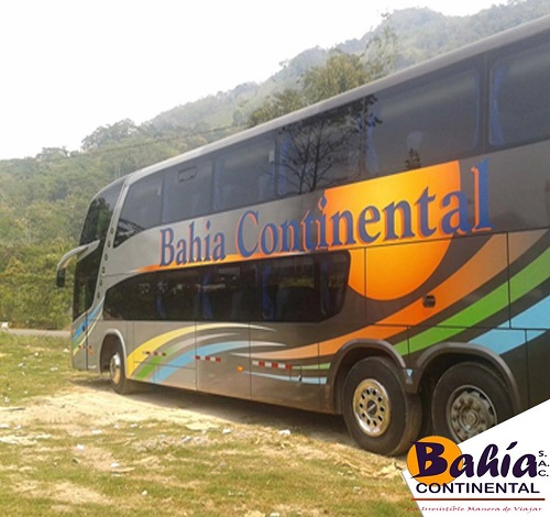 bus bahia continental