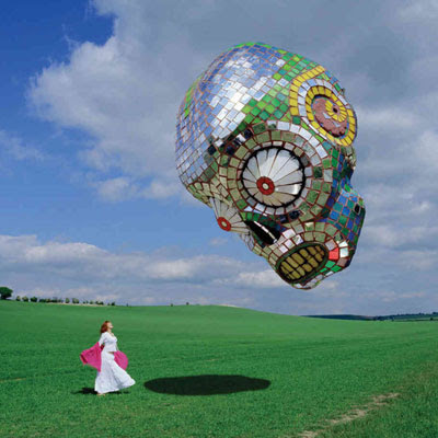 Rest In Peace, Storm Thorgerson: The Mars Volta - Amputechture
