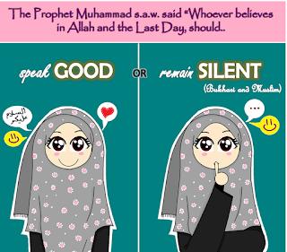 Berkata yang Baik atau Diam