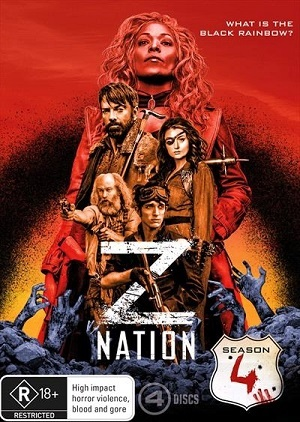 Série Z Nation - 4ª Temporada 2018 Torrent
