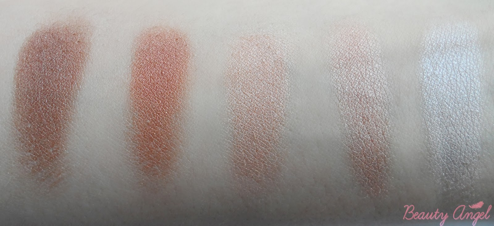 beauty uk cosmetics review swatches pictures