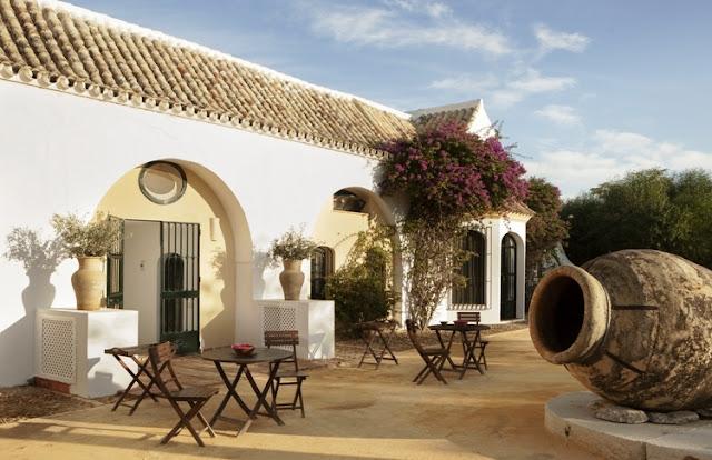 Hotel rural y con encanto en Jerez de la Frontera chic and deco