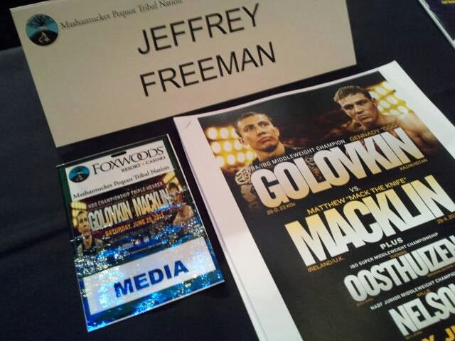 KO Credentialed Coverage