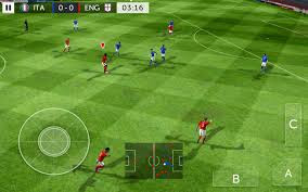 First Touch Soccer 2015 v 2.09 MOD APK (VIP+MONEY) Android