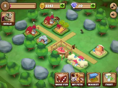 Pets vs Orcs - สร้างหมู่บ้านสัวต์เลี้ยง