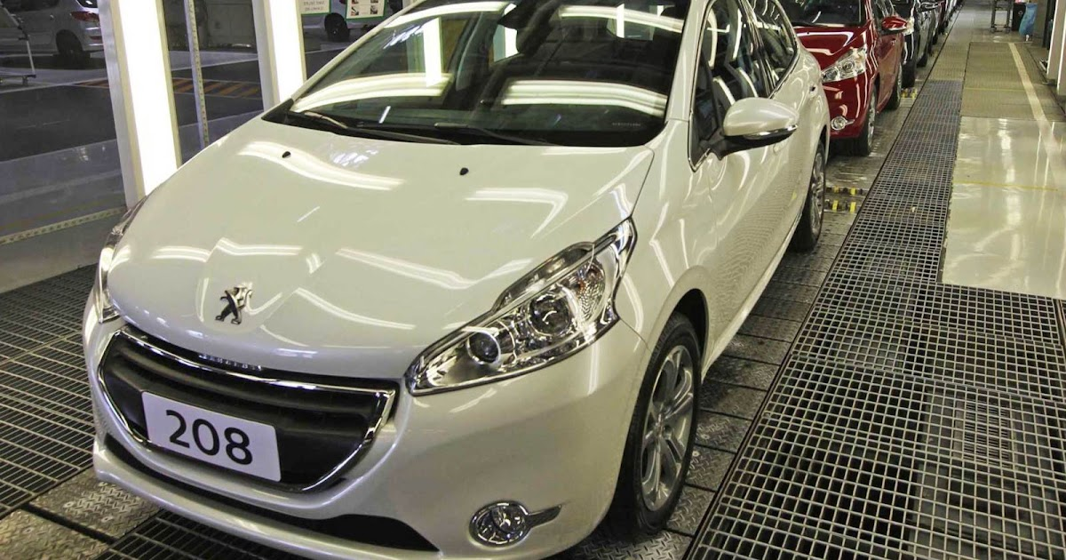 Peugeot: tabela 2014 traz preços majorados