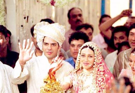 Karishma Kapoor Wedding Photos