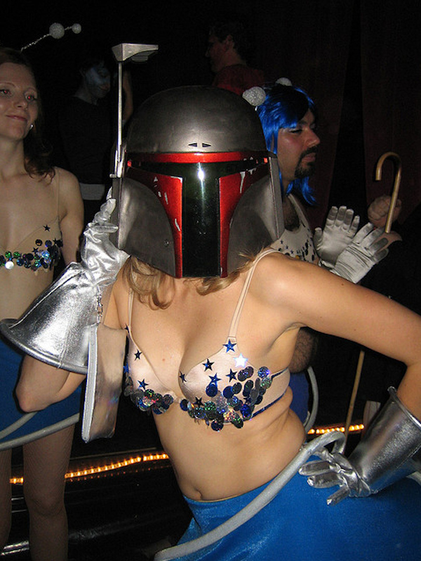 Hot Chicks Dressed As Boba Fett