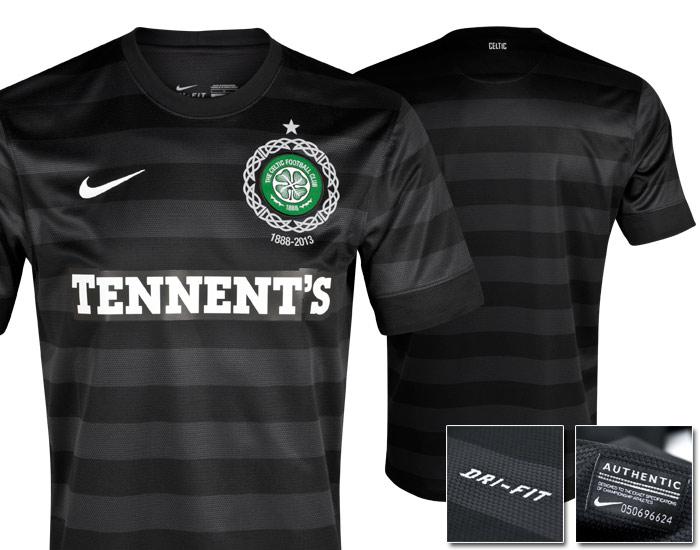 56082312e116c Camisaria Futebol Clube  Nova camisa reserva do Celtic