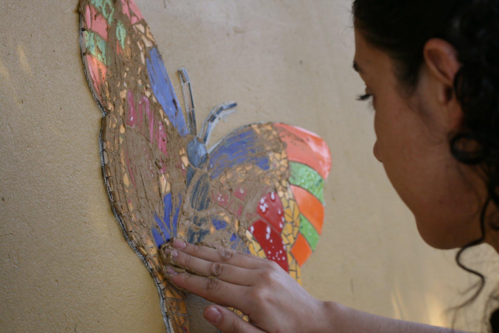 Mosaicera mosaicos de pared for Mosaicos para paredes interiores