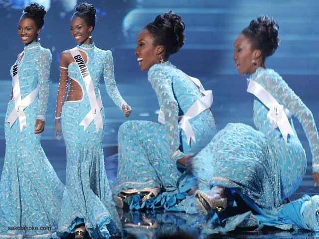 Miss Universe 2012, Miss Guyana