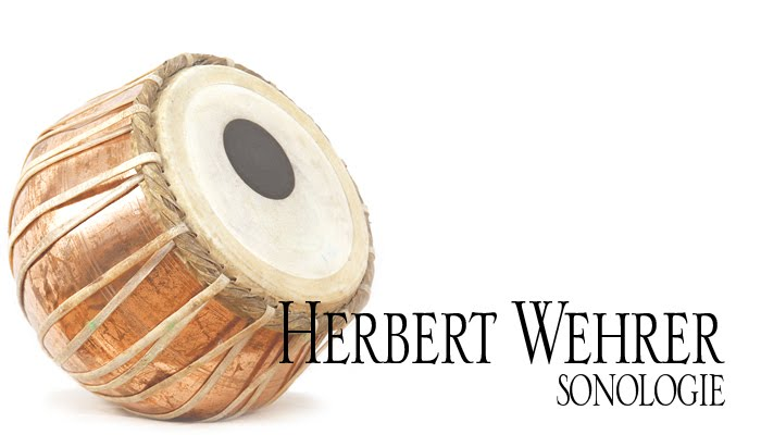 Herbert Wehrer | SONOLOGIE