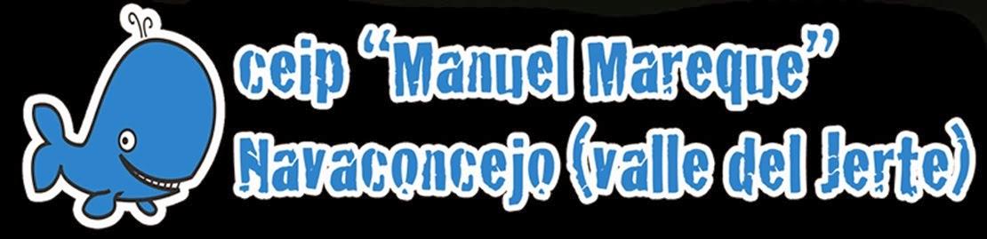 """ceip """"Manuel Mareque"""""""