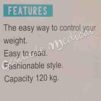 grosir timbangan berat badan manual