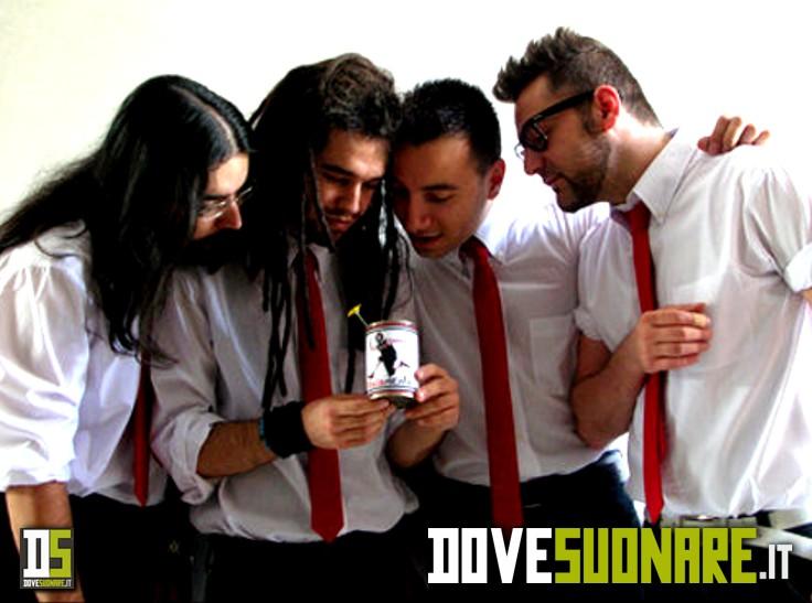 indierock band foggia