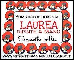 Listino prezzi  bomboniere originali per LAUREA