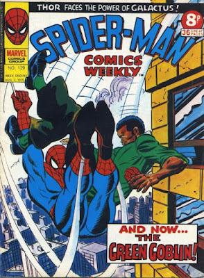Spider-Man Comics Weekly #129