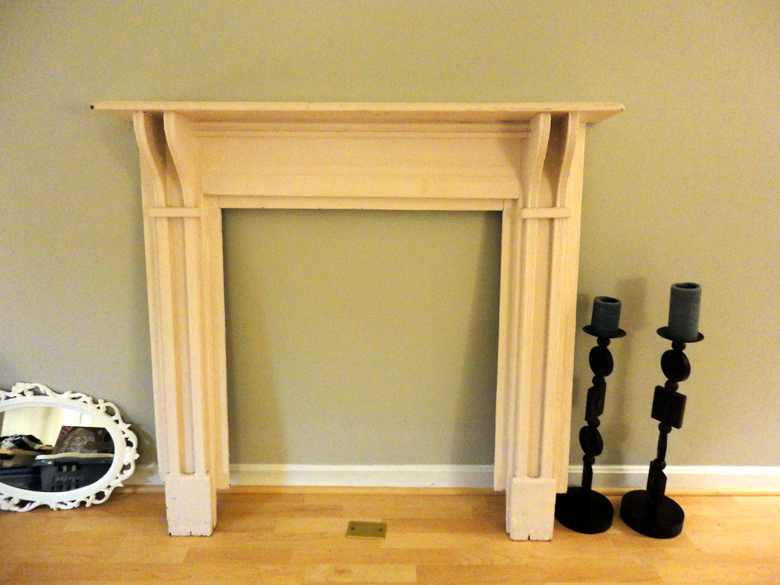 Diy Fireplace Mantel Diy Woodworking Projects