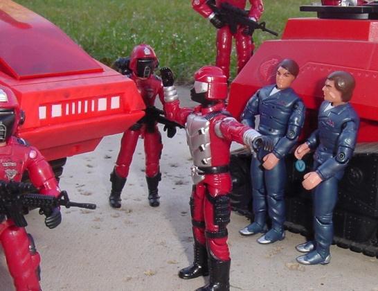 2005 Tomax and Xamot, Crimson Twins, Crimson Guard Commanders, TRU Exclusive, Crimson Guard, Crimson Guard Immortal, Operation Crimson Sabotage, SMS Sears Exlcusive