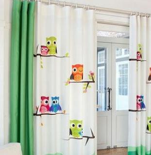 Cortinas, Habitación Niños