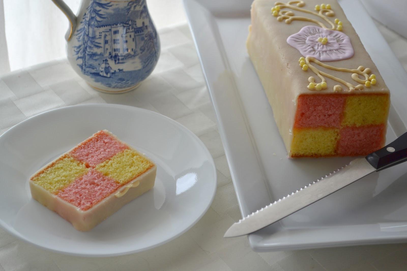Battenberg Cake Pan